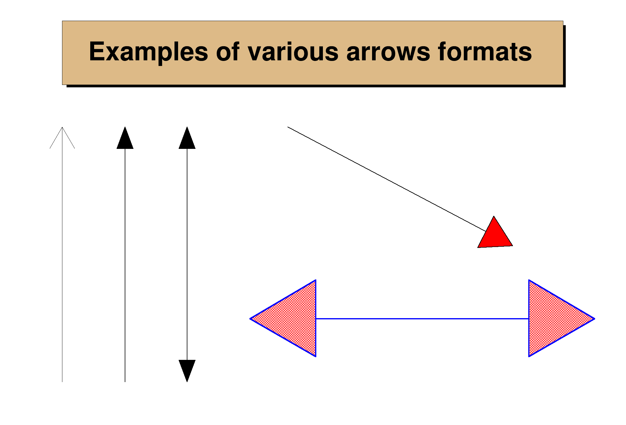 Arrow Or Classroom Design Definition ~ Root tarrow class reference
